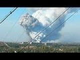 Russia Nukes Kive, America Goes DEFCON 1 Mutually Assured Atomic Destruction Is Imminent