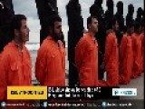 Released Video By ISIL Shows Beheading Of 21 Egyptian Christians In Libya