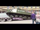 Russian Monster Army Vehicles