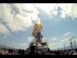 Russian Warships Fired Cruise-missiles Against Al Nusra