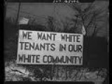 Racism In America: Small Town 1950s Case Study Documentary Film