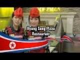 Ryung Song Pizza Restaurant - North Korea