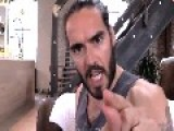 Russell Brand Rips Fox Blowhard Sean Hannity Over Inflammatory Israel-Gaza Coverage
