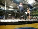 Referee Knocks Dude Out Cold During MMA Match!!