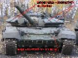 Russian Tank T-72B3 In Ukraine. Comparison Tanks. Photo