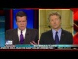 Rand Paul Lock Up Either Intelligence Or Obama Regime Over Trump Blackmail