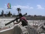 Rooftop Militant Targets SAA Building With M79 OSA