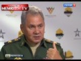 Russian Defense Minister - The Americans Cannot Specify The Terrorist Positions In Syria