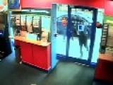 Robbery Fail At Bookies