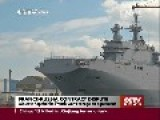 Russian Urges France To Deliver Warships It Ordered