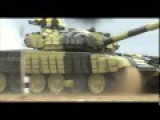 Russian Crews Win Tank Biathlon