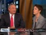 Rachel Maddow Owner On The Pay Gap Lies