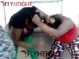 RATCHET HIPPO FIGHT = One Of Them PISSES On Herself =