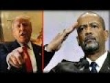 RUMP JUST POINTED TO SHERIFF CLARKE AND GAVE HIM THE SURPRISE OF HIS LIFE