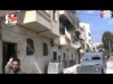 Raw Footage: National Defense Forces Confront Suicide Bombers In Idlib