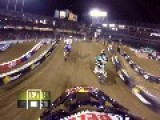 Ride-Along - Monster Energy 2014 Supercross