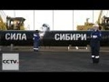 Russia Begins Pumping Siberia Oil To China