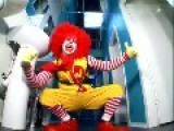 Russian Humorous Video About American McDonald's