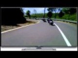 RAW Touring Crash