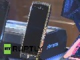 Russia: 'The World's Most Luxurious Phone' - The Lamborghini 88 Tauri - Hits Moscow