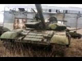 Russian Army Rebels Tank Forces In Eastern Ukrainian Base