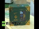 Russia: Check Out The FIRST Mobile Phone For Muslims