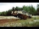 Russian Military Soldiers Conduct Live Fire Exercise
