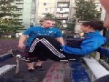 Russian 1 Punch Knockout