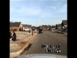 Raw Police Dashcam Video - Paralyzed Grandfather Case