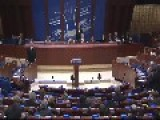 Russian Muppet Goon Delegate Gets LAUGHED At And MOCKED At PACE Meeting! You Dont Get To Vote... Total HUMILIATION LMFAO!