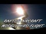 Raptor Aircraft. Testing For Full Scale Aircraft