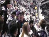 Ravens Vs Bucs Fan Fight - Cheap Shot