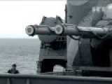 Russian Navy Host War Games