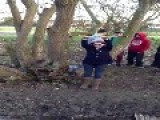 Rope Swing Fail And One Hell Of A Laugh