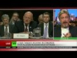 Russia DID NOT Hack The DNC And Podesta - John McAfee Trashes FBI, CIA And NSA