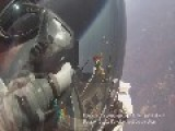 Record-Breaking Near-Space Dive Leaps From 135,000 Feet