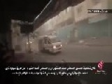 RAW: The First 4 Minutes Of The Israeli Bombing In Shuja'iya