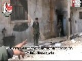 Raw Footage National Defense Force Confront Suicide Bombers In Idlib Subtitled