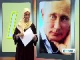 Russian Pres. Putin Seeks Statehood For Southeastern Ukraine