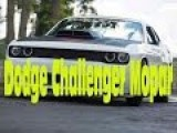 Review Dodge Challenger Mopar Drag Pak Concept 2014