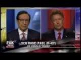 Rand Paul: Donald Trump, Chris Christie, GOP Debate, Flat Tax Fox News