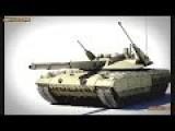 Russia's T-14 Armata Main Battle Tank Full Concept 1080p