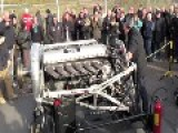 Rolls-Royce Merlin V12 Engine Static Start Up Full 1080p HD