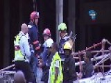 Raw Video: Aftermath Of Deadly Mall Collapse In South Africa