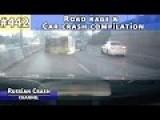 Russian Crash Compilation, Instant Death @3:37