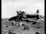 Rare Recording Of Live Reporting From The Battle Of Motoyama Airfield On Iwo Jima 1945