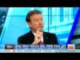 Rand Paul With Neo-Con Commentator -- US Failed To See Iraq Crisis
