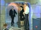 Romania S Ex-prime Minister Falling Off Stage
