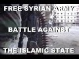 Rebel Infighting: Free Syrian Army In Heavy Clashes With IS In Yarmouk