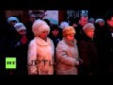 Rebel Declares Battle For Kiev-controlled Mariupol Begins